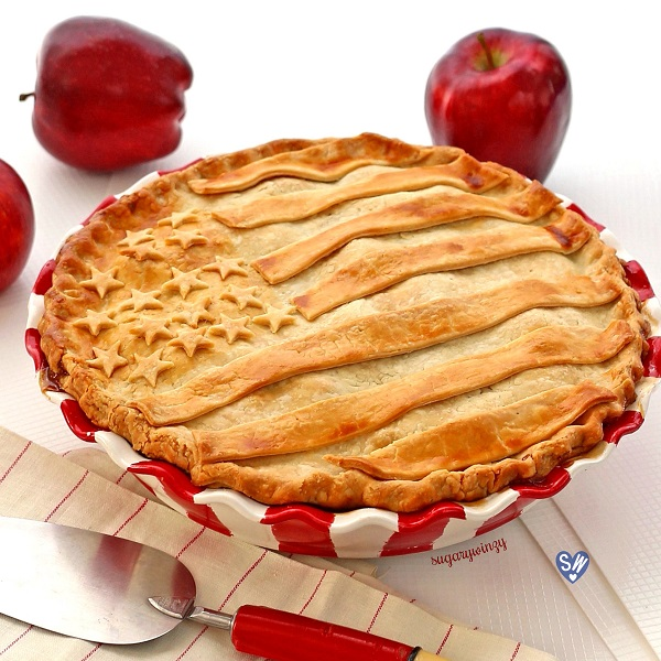 SugaryWinzy-Flaky-Pastry-Apple-Flag-Pie4