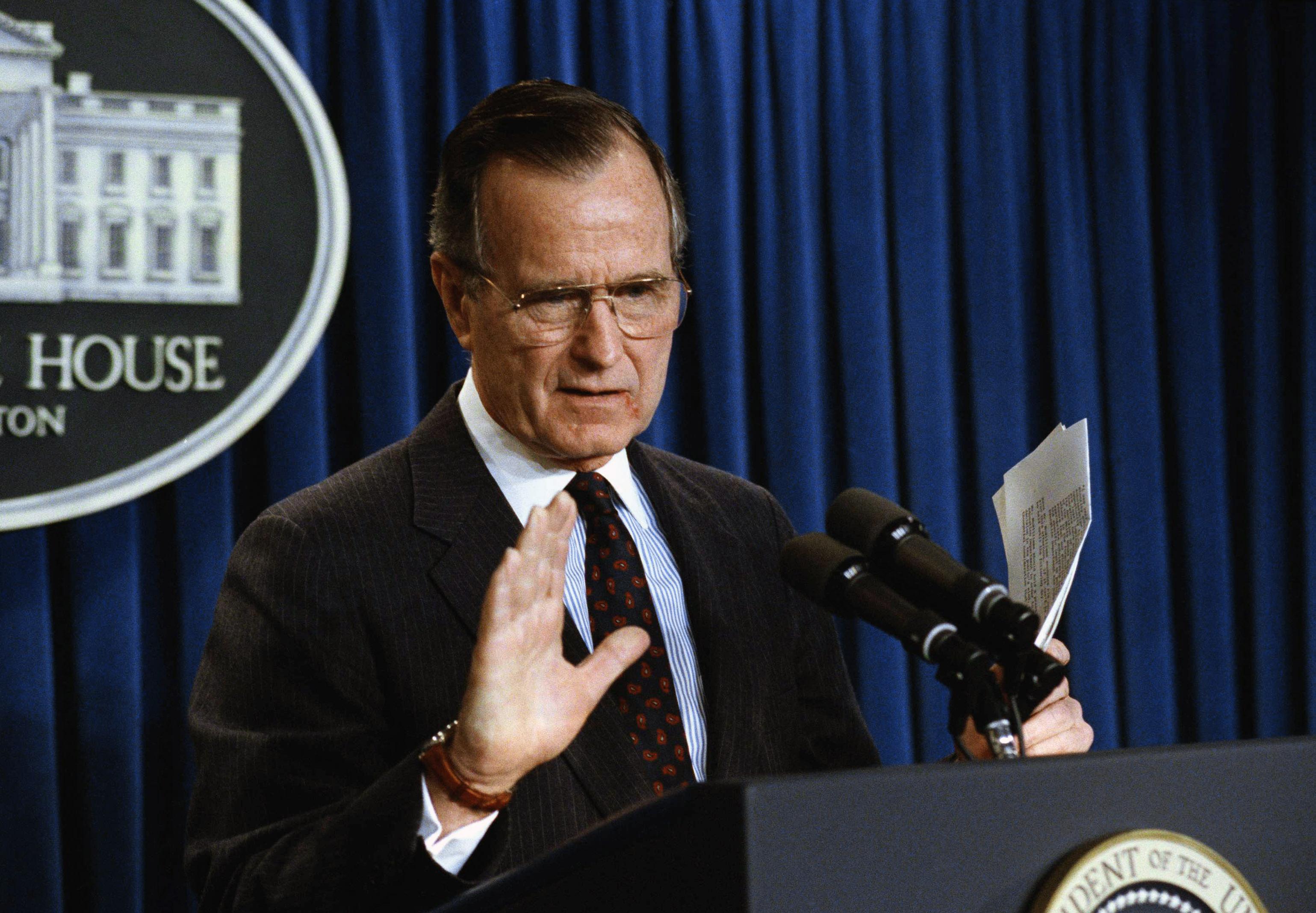 George H. Bush